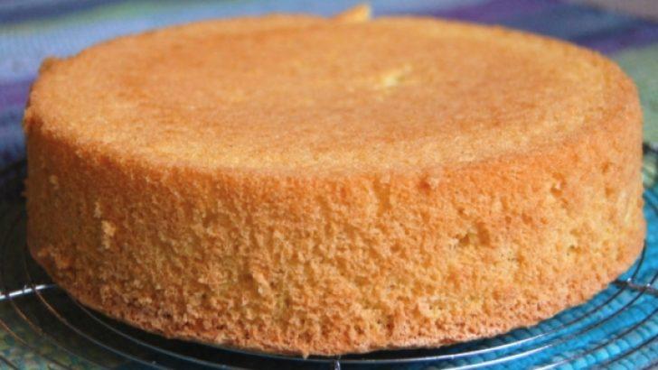 Pastalar İçin Pandispanya Keki Tarifi